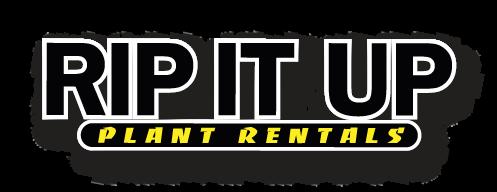 Rip It Up Plant Rentals